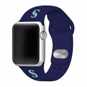 Seattle Mariners Apple Compatible Watch Band